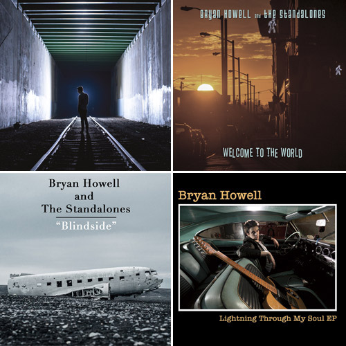 Listen to Bryan Howell's music